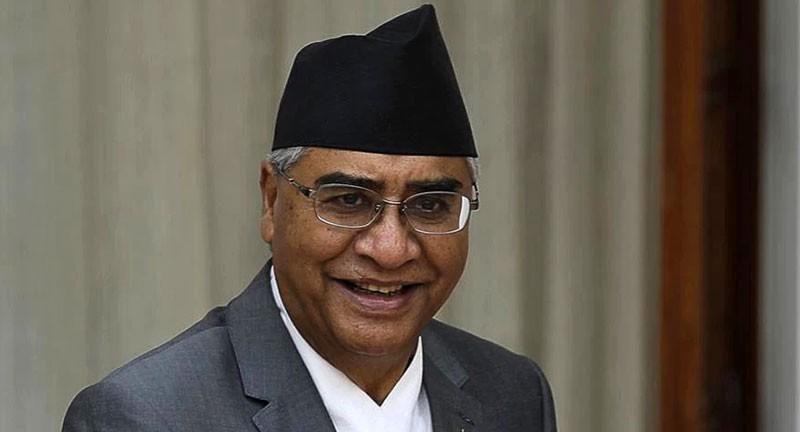 कांग्रेस सभापति शेरबहादुर देउवा। सेतोपाटी फाइल तस्वीर