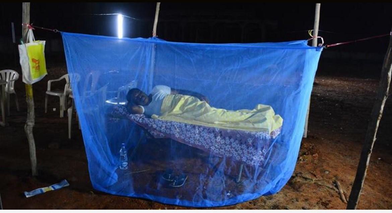 तस्बिर : सांसद निम्मला रामा नायडूको फेसबुकबाट