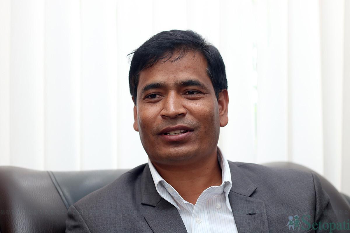 कर्णाली प्रदेशका मुख्यमन्त्री महेन्द्रबहादुर शाही