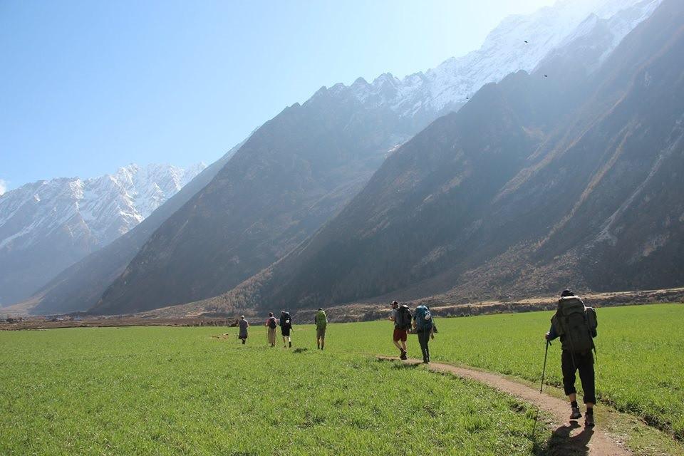 चुमभ्याली गोरखा। तस्बिर: धावाग्यालजेन लामा