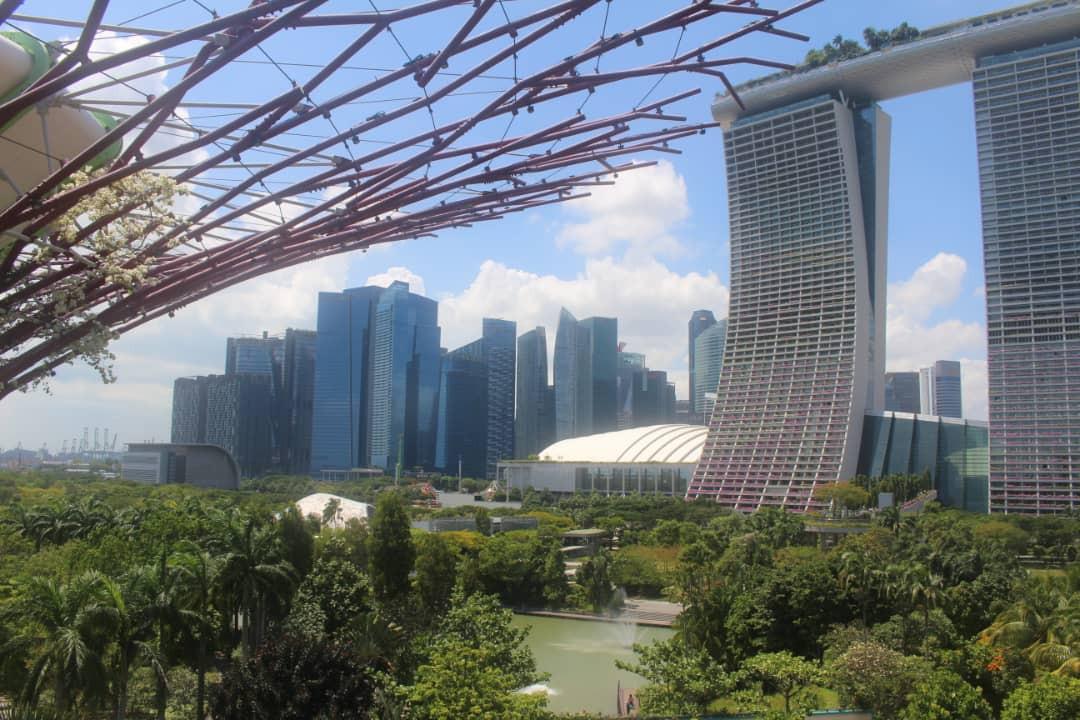 बेहुली झैं सिंगारिएको सिंगापुर