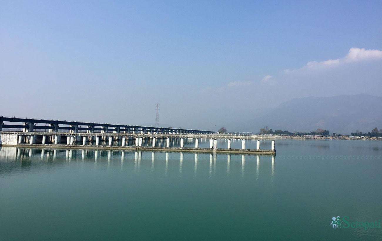 नेपाल-भारत पारवहन सन्धिमा जलमार्ग थप्ने सहमति