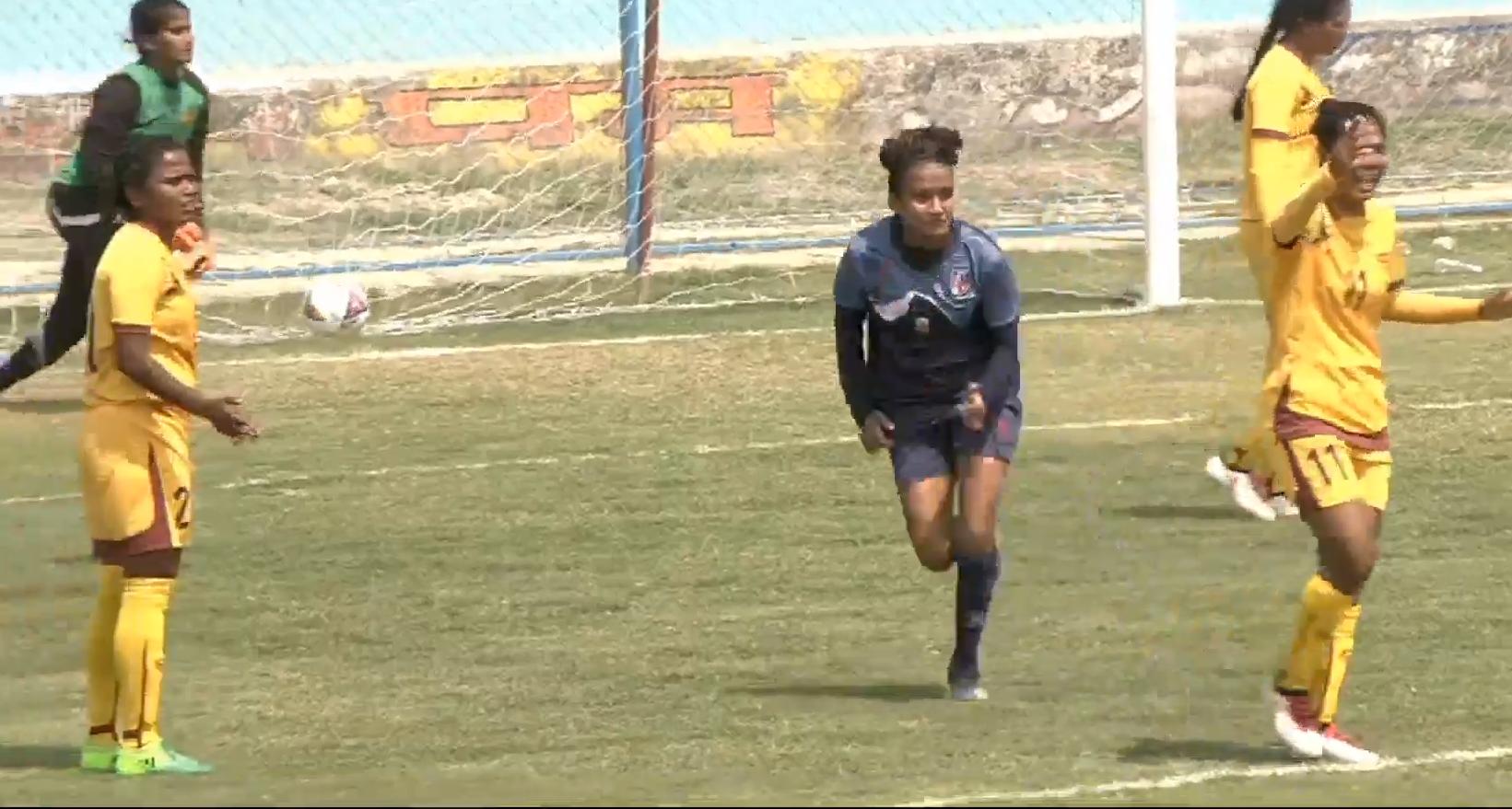 श्रीलंकालाई ४-० ले हराउँदै नेपाल साफ च्याम्पियनसिपको फाइनलमा