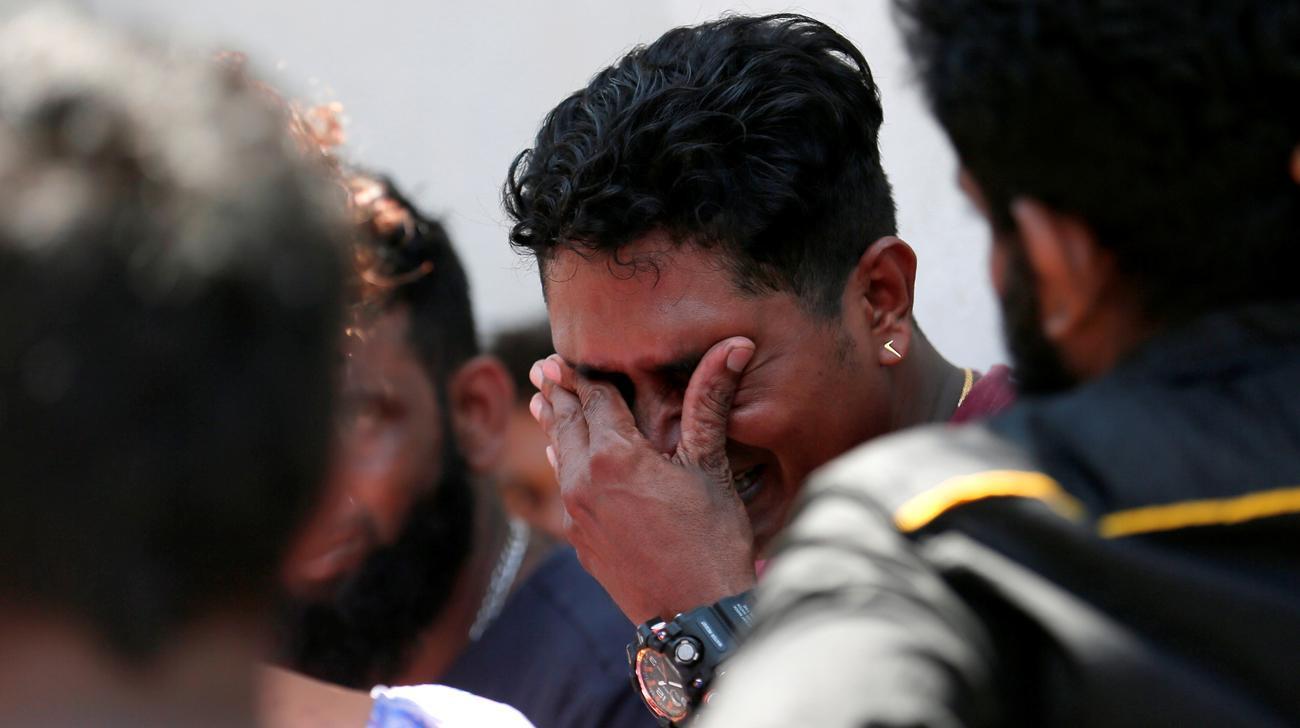 श्रीलंका बिस्फोटमा मर्नेको संख्या २९० पुग्यो, २४ आरोपित पक्राउ