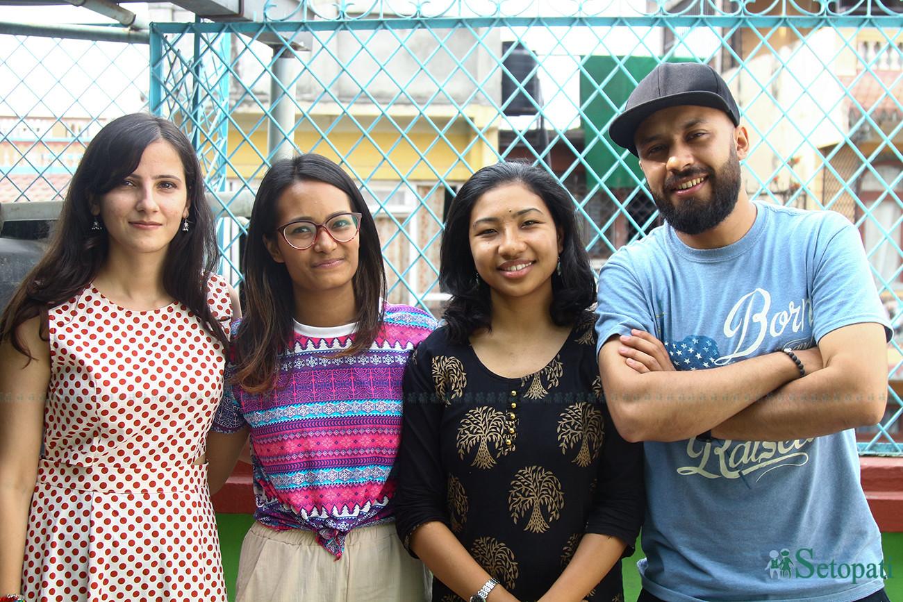 ५५ लाखको अन्तर्राष्ट्रिय पुरस्कार जित्ने नेपाली युवा टिम, के हो उनीहरूको काम?