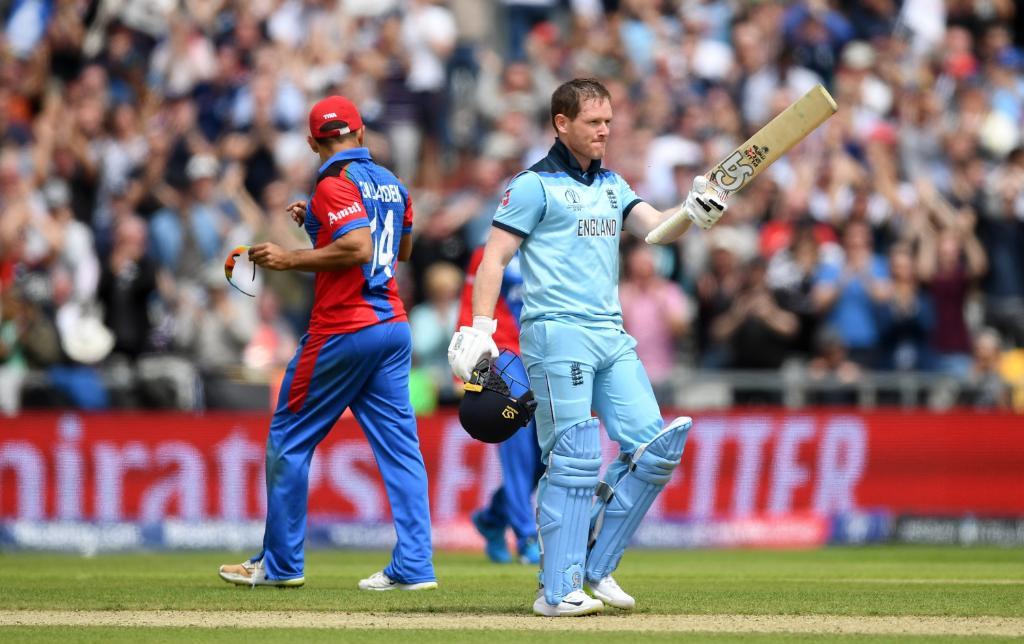 रोहित, डिभिलियर्स र गेललाई पछि पार्दै इंग्लिस कप्तान मोर्गानले बनाए विश्व रेकर्ड