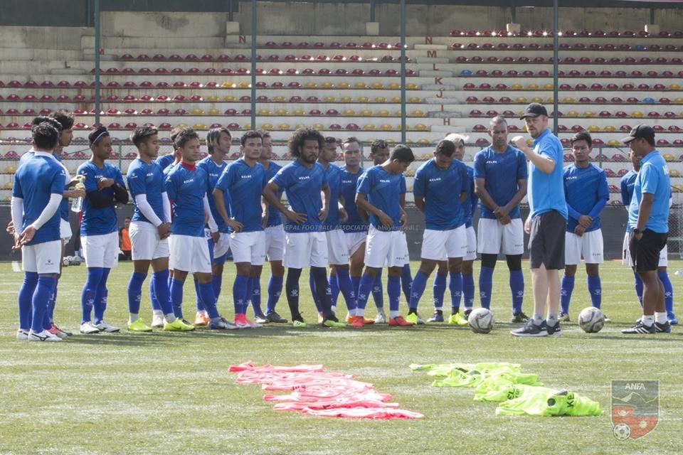 विश्वकप फुटबल छनोट : नेपाल र अस्ट्रेलिया एउटै समूहमा