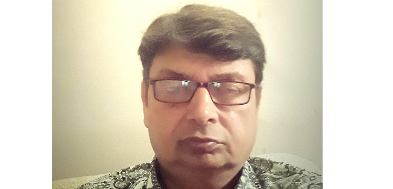 रमेश कुमार शर्मा