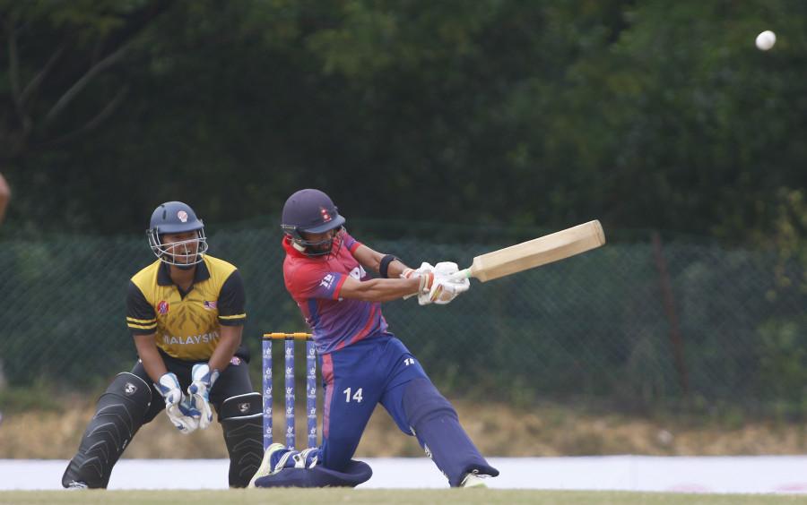 फोटोः क्रिकेटिङ नेपाल डटकम