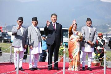 चिनियाँ राष्ट्रपति सीको नेपालमा २२ घण्टा (भिडिओ)