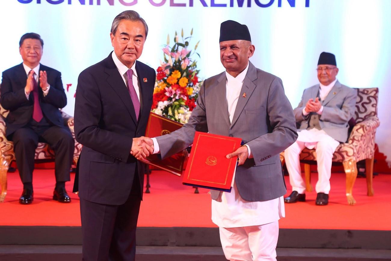 नेपाल–चीन सम्झौता : अवैध रूपमा प्रवेश गर्नेलाई सात दिनभित्र फिर्ता गर्नुपर्ने