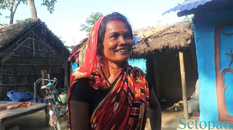 २७ वर्षकी हजुरआमा भन्छिन्- सन्तानको बिहे गर्ने उमेरमा कहाँ आफ्नो गर्नु!