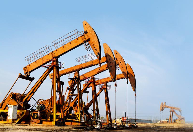 पेट्रोलियम अन्वेषण गर्न 'ड्रिल' गरिरहेको मेशिन। तस्विर: गुगल