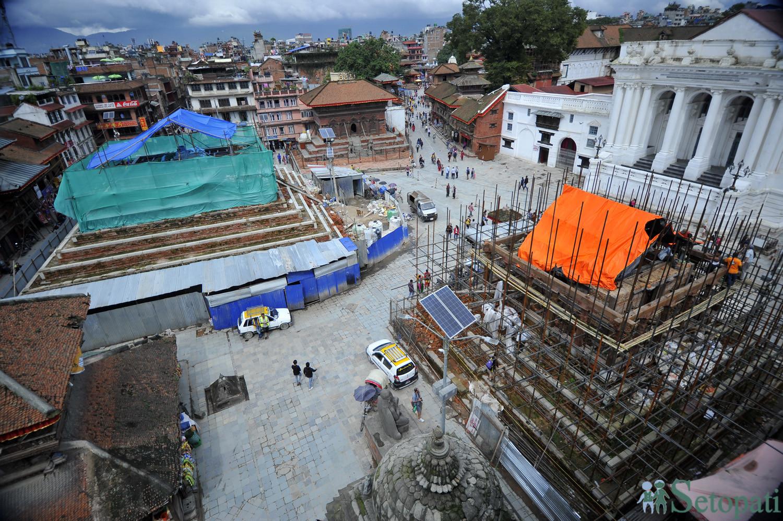 यस्तो छ काठमाडौं 'कोर–सिटी' को सरकारी मास्टरप्लान
