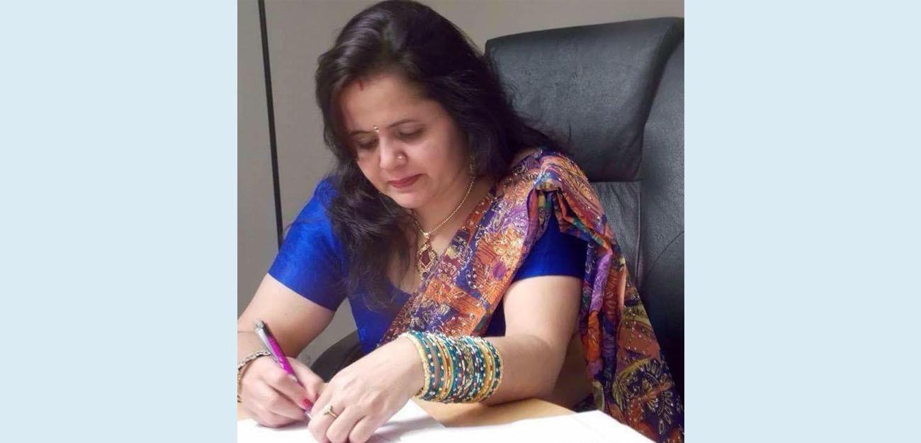 निरा शर्मा