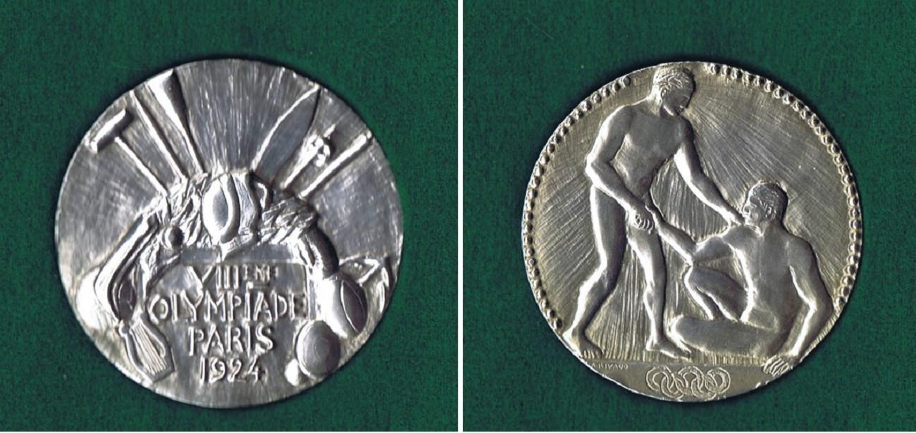 ९६ वर्षअघि ओलम्पिकमा पदक पाउने नेपाली