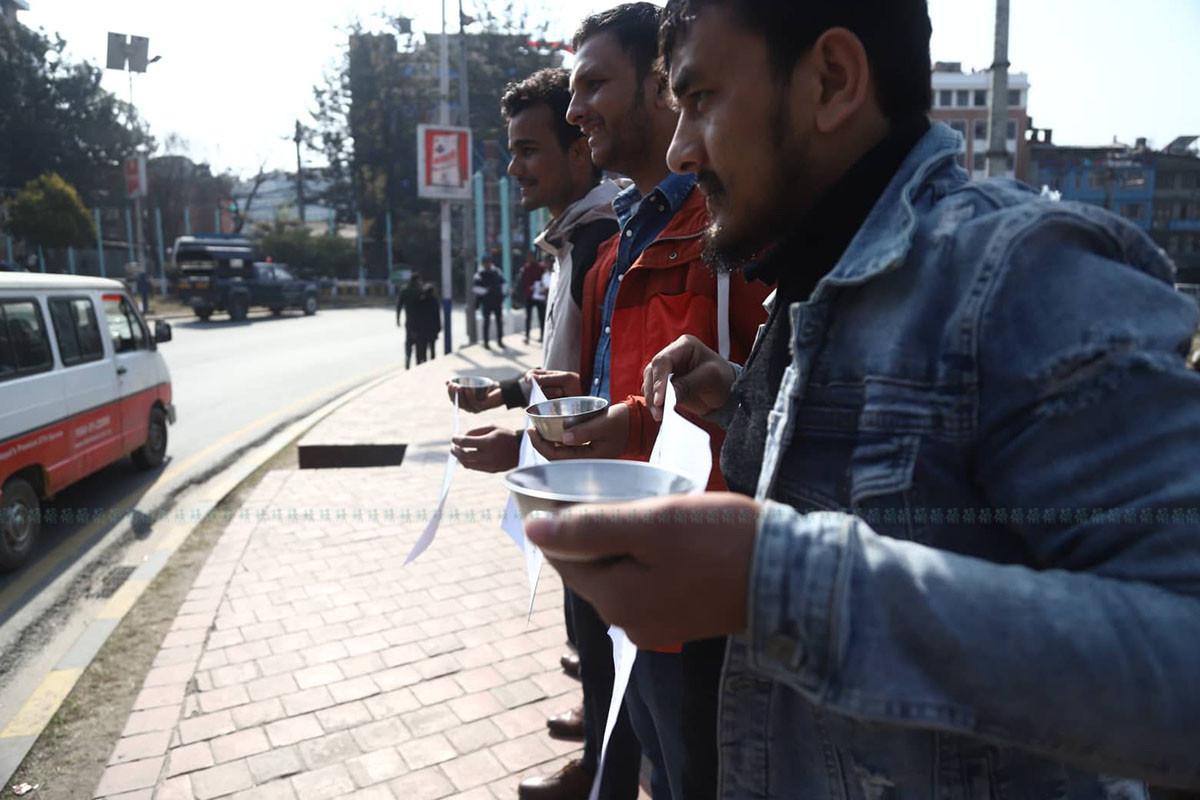 माइतीघरमा कचौरा जुलुस: आश्वासनका २२ वर्ष, पश्चिम सेती कहिले बन्छ? (फोटोफिचर)