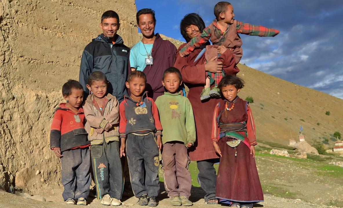 डोल्पाली गाउँमा पढाउने 'याक'हरू