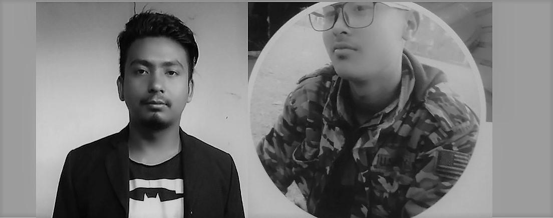 मुन्ना चौधरी र राजेश चौधरी।