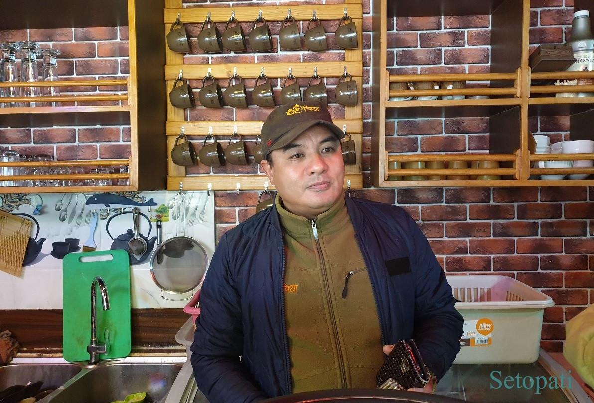 २० वर्ष कोरियामा दुःख पाए, 'घैंटे चिया' ले दियो सन्तुष्टि