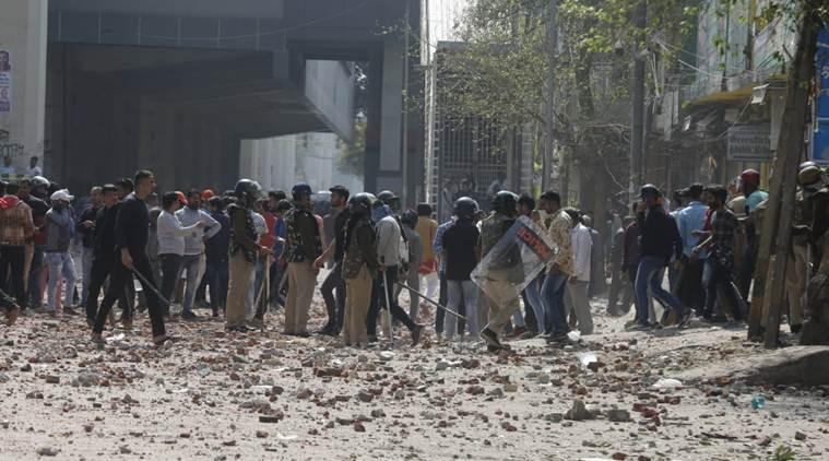 दिल्लीमा हिंसा भड्कियो, दुईको मृत्यु