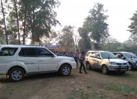 प्रदेश सभाले खरिद गरेका गाडी। तस्बिर : भगवती पाण्डे/सेतोपाटी