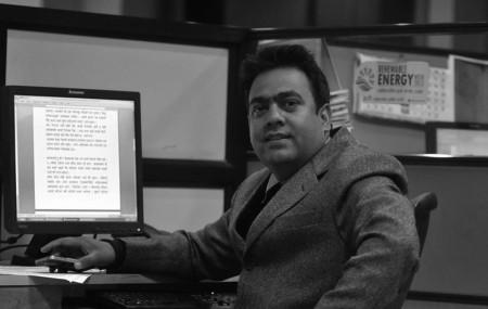 पत्रकार यादव थपलिया।