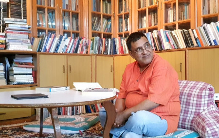 हरि शर्मा। तस्बिर: सेतोपाटी