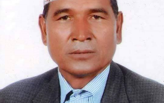 मुगुबाट कर्णाली प्रदेशसभा सदस्य बनेका चन्द्रबहादुर शाही