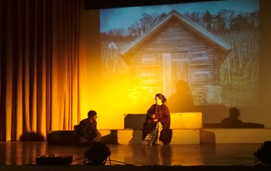 शैली थिएटरको एघारौं राष्ट्रिय बाल नाटक महोत्सव। तस्बिरः जुना श्रेष्ठ/सेतोपाटी
