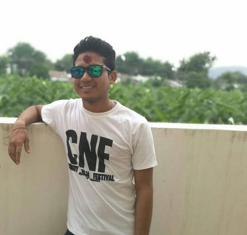 अविनाश चौधरी, काठमाडौं